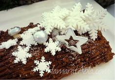 Kestaneli Yılbaşı Pastası