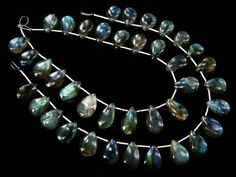 Natural Labradorite Pear Smooth Beads Quality A 8x11.5 to #labradorite #labradoritebeads #labradoritebead #labradoritepear #pearbeads #beadswholesaler #semipreciousstone #gemstonebeads #beadsogemstone #beadwork #beadstore #bead