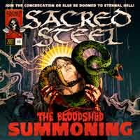 """Review of Sacred Steel """"The Bloodshed Summoning"""" posted at BRUTALISM.com"""