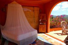 Casa Hombre Caballo - 6 bedroom artistically furnished ocean view villa http://www.sanpanchorentals.com/6plusbedroom/casa_hombre_caballo.html