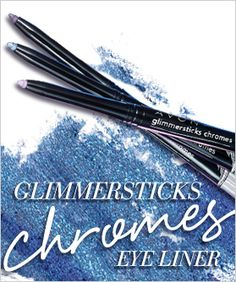 Literally, my favorite eyeliner.  Try the diamond eyeliner... shimmer, not glitter.  Perfect and beautiful!!
