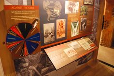 Exhibits that are especially helpful to teachers.