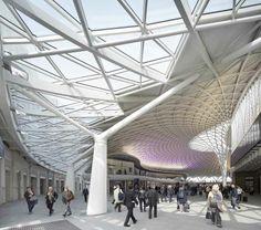 King's Cross Western Concourse