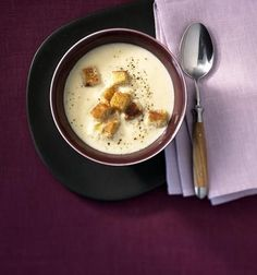 Apfel-Sellerie-Suppe Rezept - [ESSEN UND TRINKEN]
