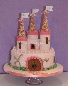 castle cake, maybe?