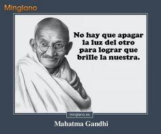 Frases de Mahatma Gandhi con imágenes