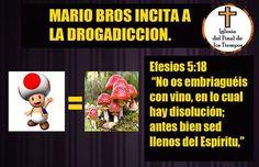 Jugar Mario Bros te llevará a la drogadicción muy pronto