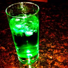 Great st. Patrick's day drink :) sprite + green food coloring. Great for kids :)
