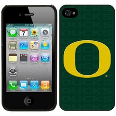 Oregon Ducks iPhone 4/4S Shell Case