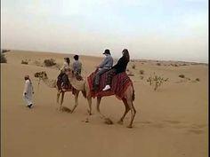 Exciting Camel Riding in Desert Safari Dubai - #DesertSafariTours
