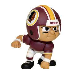 Washington Redskins NFL Lil Teammates Vinyl Lineman Sports Figure (2 3/4 Tall) (Series 2)