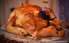 День Благодарения: рецепт индейки