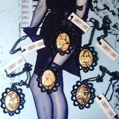 Bringing these pin-up gals to Bazaar of the Bizarre July 9th in Toronto!!! #torontoevents #torontostyle #buylocal #shoplocal #pinupgirl #bazaarofthebizarre #thebazaarofthebizarre