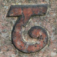 letter T, via Flickr.