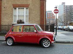 Always Wanted One! Classic Austin Mini Cooper