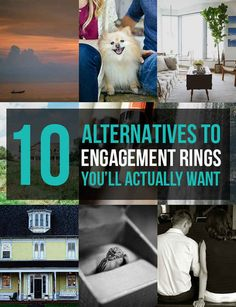 10 Engagement Ring Alternatives You Should Consider