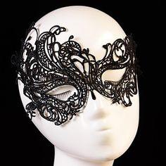 moda cisne máscara do partido rendado de 2016 por €15.20