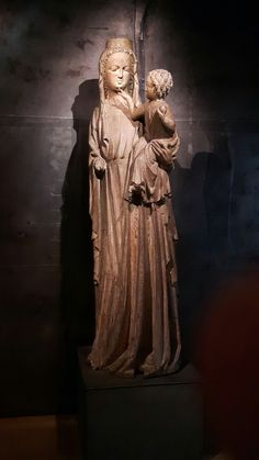 Madonna di Steankonice. 1370. Narodni Galerie Praga.