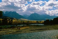 There's inspiration wherever you look.  Paradise Valley, Livingston, Montana