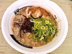 博多新風の新風麺@東京ラーメンショー2010