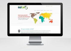 Cliente: Unitel Telecom   Web design: website http://www.uniteltelecom.com/   #webdesign #website #layout
