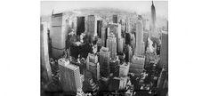 Oferta Cuadro de Cristal Skyline Nueva York