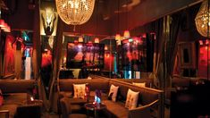 Hidden down Hong Kong's alleys, behind unmarked doors and on the top floors of the city's buildings are dozens of private kitchens, speakeasies and members' only clubs.