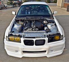 BMW E36 S54 M3