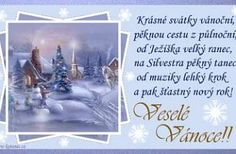 www.kotanec.cz Christmas Images, Christmas And New Year, Christmas Cards, Easy Craft Projects, Advent, Animation, Humor, Retro, Crafts