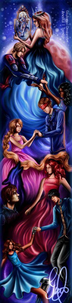 The Lunar Chronicles by Giiuliana on DeviantArt