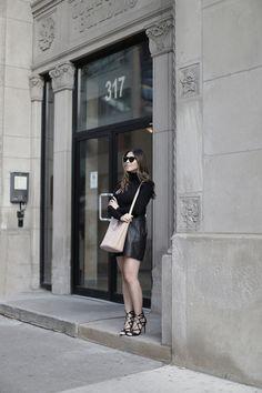 Leather Affair — Allure of Simplicity   www.allureofsimplicity.com