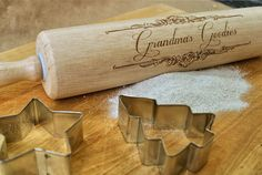 Personalized Kitchen Gift for Grandpa Gift for Dad by ScissorMill