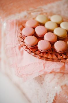 Macarons, anyone? Yes, please!