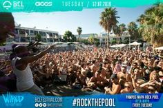 Wired pool party ayia napa
