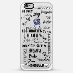 Check out my new @Casetify using Instagram & Facebook photos. Make yours and get $10 off using code: QJ3PX9 - Travel the world. Explore. See the world. Paris, Rome, Berlin, Dubai, Las Vegas, Prague, Mexico City, Rio, Bangkok.......