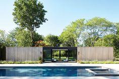 Backyard Studio, Garden Studio, Interior Exterior, Exterior Design, Architecture Details, Modern Architecture, Buying And Selling Houses, Southampton, House Design