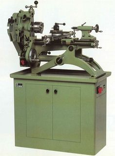 Astoba / Meyer & Burger Universal Machine Tool - Anglo-Swiss Tools