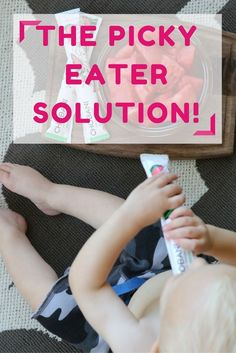 I've got a healthy food that even your picky eater will agree to eat? Skeptical? Click to read!