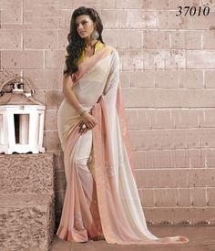 Ethnic Party Sari Indian Wedding Designer Traditional Pakistani Saree Bollywood  #KriyaCreation #SareeSari