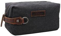 Iblue Thick Leather Handle Canvas Toiletry Bag Dopp Kit C... https://www.amazon.com/dp/B01LXVP0WL/ref=cm_sw_r_pi_dp_x_r4PnybCAXR435