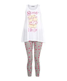 Pajamas by New Look, Round neck, Slogan detail to chest, Jogger bottoms, Animal print, Beyond your wildest dreams, Drawstring waist, Fitted cuffs. Transforming the coolest looks straight from the runway into wardrobe staples, New Look joins the ASOS round up of great British high street brands.