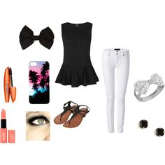 """Untitled #19"" by rebeccahurley on Polyvore"
