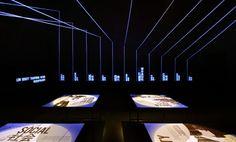 AQSO hutopolis exhibition, low density, graphic urban development, chart