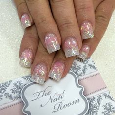 Glitter, pink, sparkle = GORGEOUS!