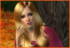 """Gwen"" #adriannasimmie #sugahsplace #downloads #modelingagency #TS2 #model #sims2"