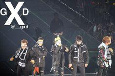 "2014.12.07 BIGBANG JAPAN DOME TOUR 2014〜2015 ""X"" in Fukuoka Yafuoku! DOME"