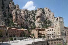 Monserrat, Spain... Now one of my favorite places ever!