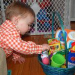Everything but t he Candy – Easter Baskets for Little Boys