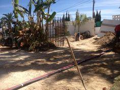 #Renovación de EXTERIORES en Chalet en Villafranqueza. (Proceso).