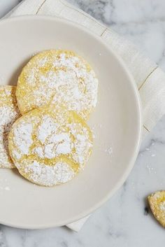 4 Lemon Desserts to Make Right This Second via @PureWow